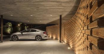 طراحی پارکینگ | 20 نمونه از جدیدترین و جذاب ترین پارکینگ ها