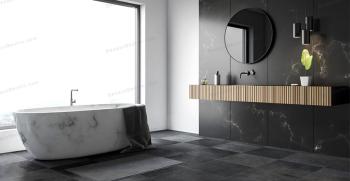 10 ترفند جدید برای طراحی دکوراسیون حمام کوچک