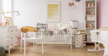 جذاب ترین رنگ ها برای اتاق خواب دخترانه + تصاویر 2020