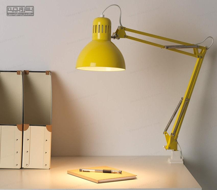 چراغ مطالعه برای اتاق