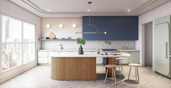 جدیدترین مدل های کابینت آشپزخانه 2021
