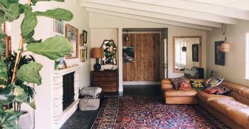 10 ترفند تغییر دکوراسیون منزل با کمترین هزینه
