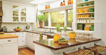 طراحی انواع آشپزخانه + جدیدترین مدل ها