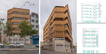 8 طراحی برتر نمای ساختمان ایرانی + تصاویر