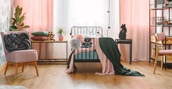 10 ترفند بهاری برای تزیین اتاق دخترانه با وسایل ساده و ارزان