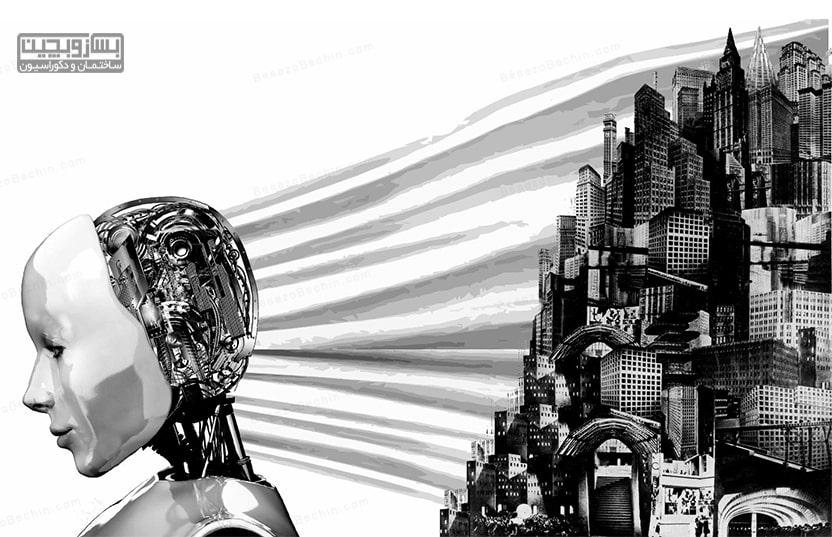 هوش مصنوعی تکنولوژی در معماری 2020
