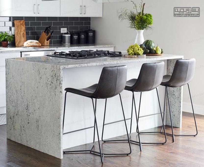 بهترین و جدیدترین صندلی اپن آشپزخانه