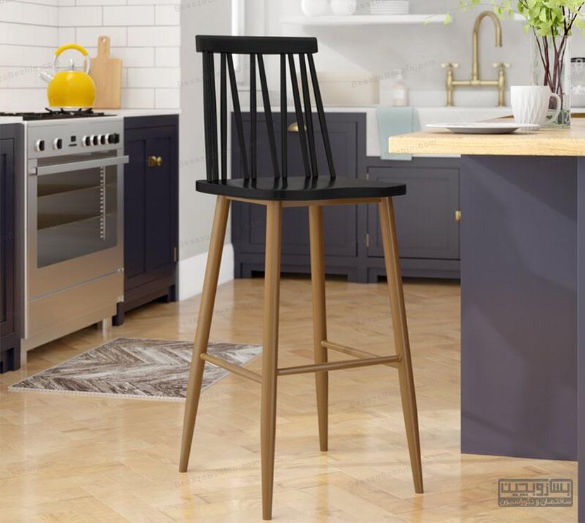 جدیدترین و لوکس ترین صندلی اپن آشپزخانه
