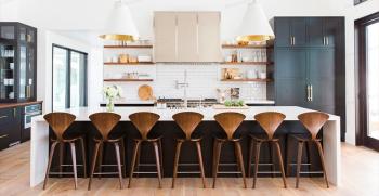 بهترین و جدیدترین مدل های صندلی اپن آشپزخانه 2020