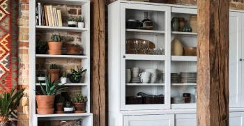 لوکس ترین مدل های بوفه چوبی جدید + تصاویر