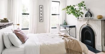 10 ترفند برای دکوراسیون اتاق خواب کوچک و نقلی + تصاویر