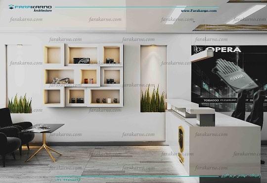 شرکت معماری فراکارنو