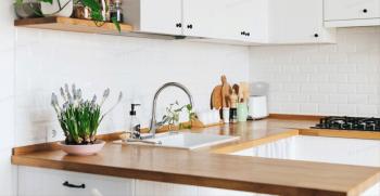 چیدمان اپن آشپزخانه + [جدیدترین دکوراسیون طراحی اپن 2021]