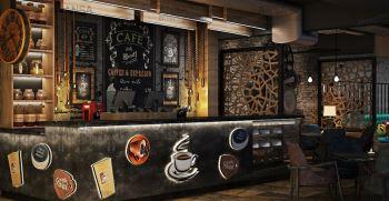 دکور قهوه فروشی و کافه [دکوراسیون قهوه فروشی جدید] + ایده های جذاب