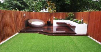 طراحی های جدید باغچه مصنوعی داخل منزل [شیک و مدرن]