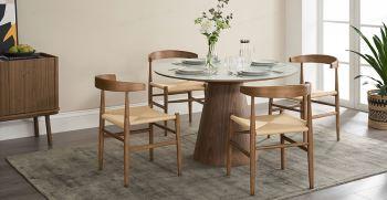 میزناهارخوری چوبی جدید با رنگ های مختلف مناسب پذیرایی و آشپزخانه