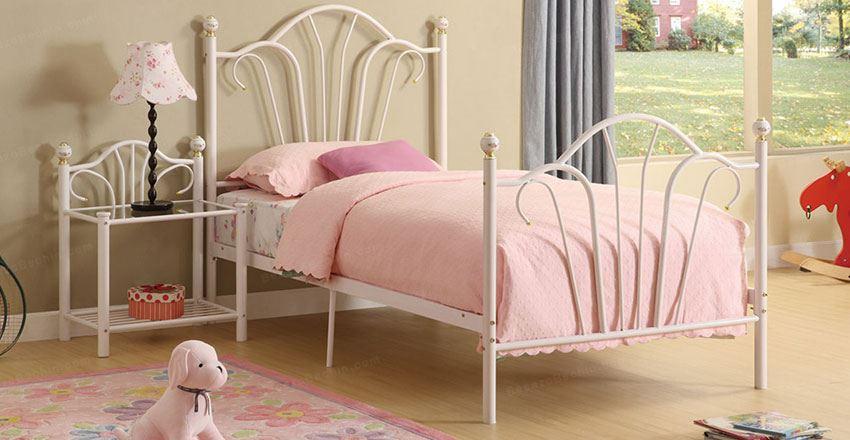 تخت خواب یک نفره فلزی جدید [مدل های جدید 2021]