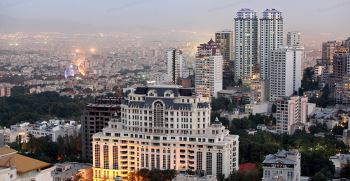 برج های تهران : بلندترین و زیباترین برج های مسکونی تهران و ایران