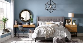 دکوراسیون اتاق خواب باید چگونه باشد؟ مهمترین نکات دکور اتاق