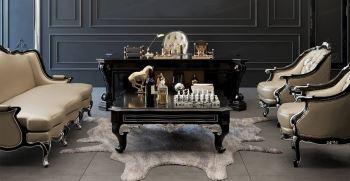 طراحی داخلی منزل نئوکلاسیک
