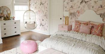 طراحی دکوراسیون اتاق خواب به سبک بوهو (شیک و لاکچری)