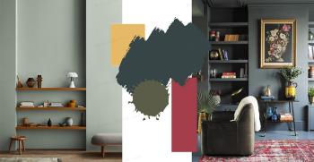 ویژگی و روانشناسی رنگ در آپارتمان