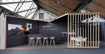 طراحی جدیدترین غرفه های نمایشگاهی 2021 + تصاویر
