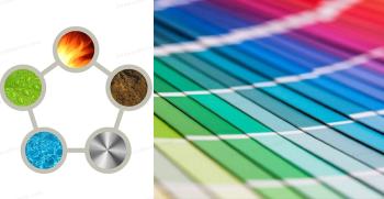 اصول فنگ شویی رنگ ها در دکوراسیون داخلی + تصاویر