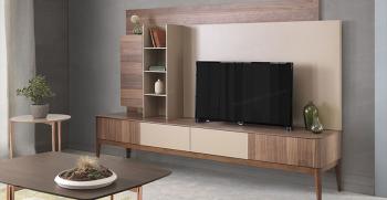 20 مدل میز تلویزیون جدید و ارزان + راهنمای خرید