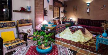 دیزاین دکوراسیون منزل به سبک سنتی ایرانی مناسب 2021
