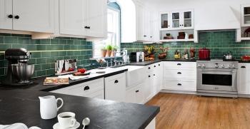 مدل کاشی بین کابینتی مدرن : مناسب دکوراسیون های مختلف آشپزخانه