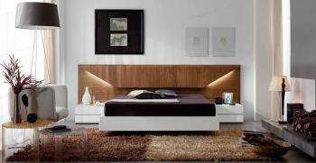 طراحی دکوراسیون اتاق خواب دو نفره + تصاویر