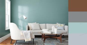 برای اتاق پذیرایی شما چه رنگ های مناسب است؟معرفی انواع رنگ پذیرایی