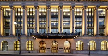 نورپردازی نمای ساختمان + معرفی تجهیزات نورپردازی ساختمان