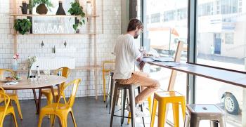 معرفی دکوراسیون کافی شاپ مناسب کافه های کوچک