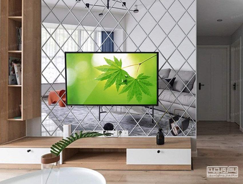 جدیدترین دکور تلویزیون