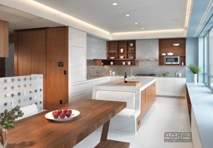 مدل کنافآشپزخانه