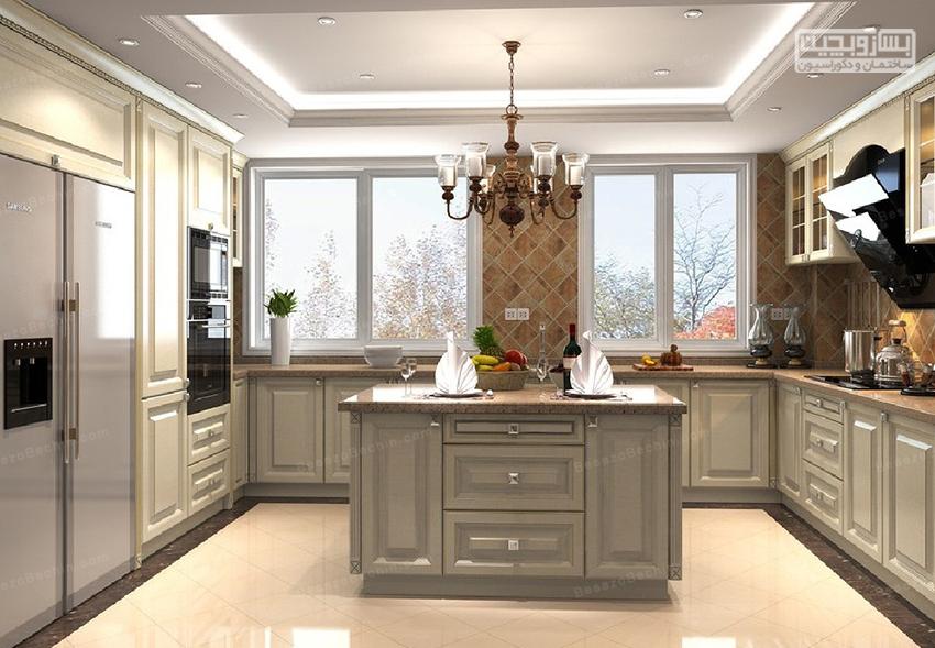 زیباترینکناف آشپزخانه