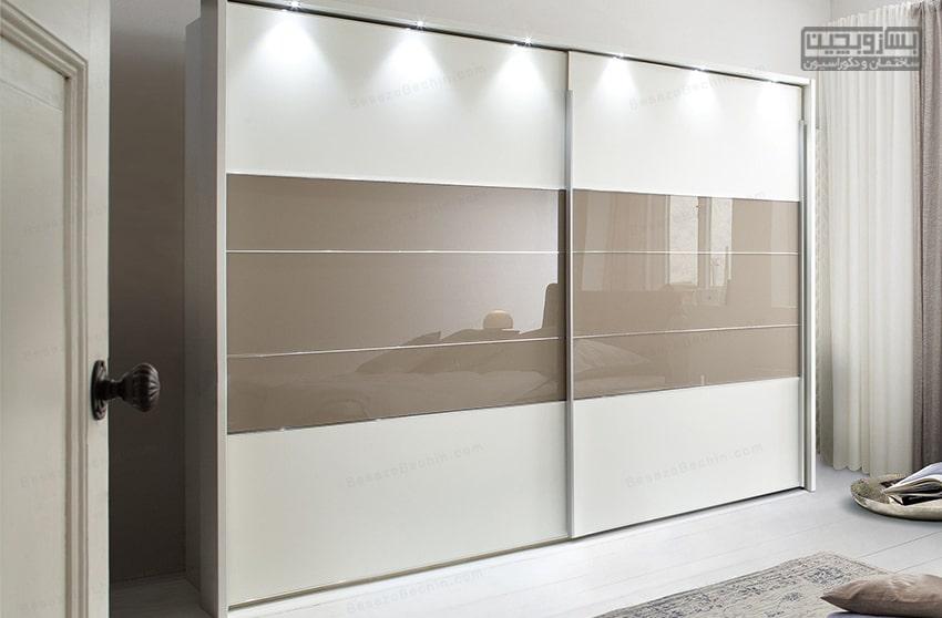 کمد دیواری اتاق خواب کوچک 2020