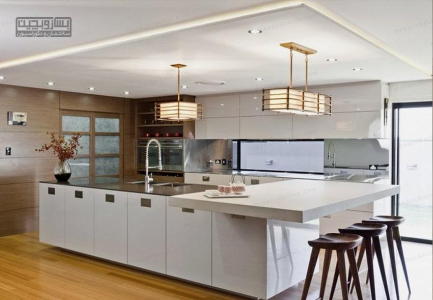 نمونه مدل کنافاپنآشپزخانه