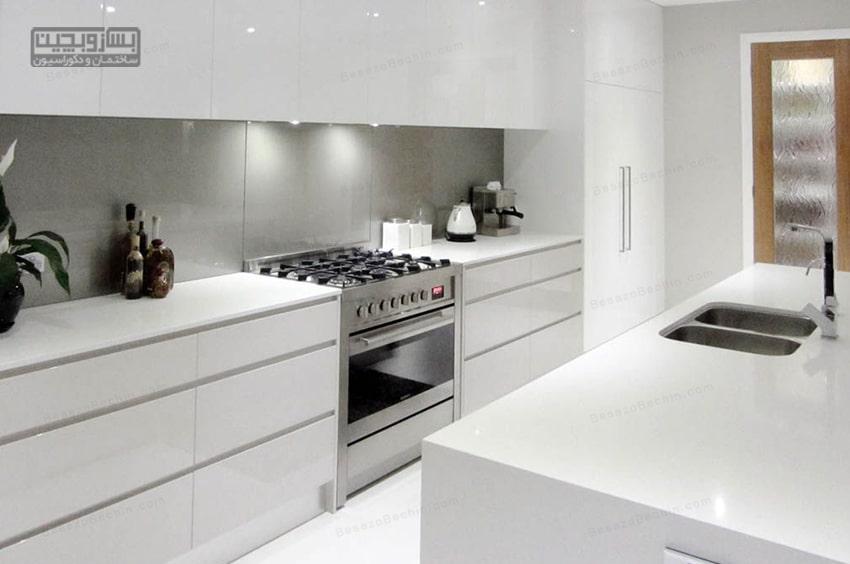 آشپزخانه کوچک من