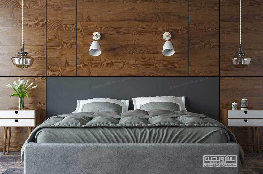مدل رنگ اتاق خواب عروس