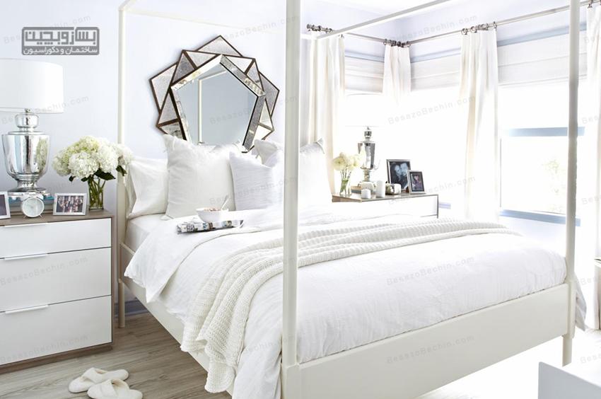 رنگ اتاق خواب عروس 2020