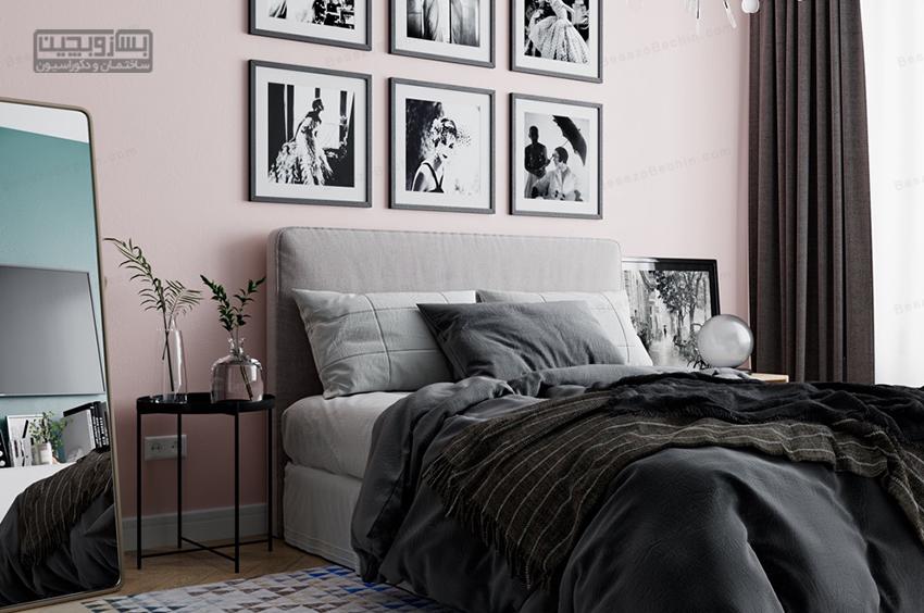 رنگ اتاق خواب ایرانی