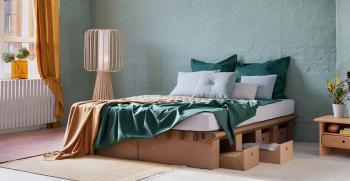 50 مدل جدید تخت خواب مقوایی 2020