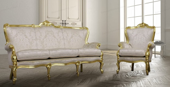 مبل کلاسیک فرانسوی چیست؟ + ویژگی ها و مدل های جدید