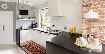 طراحی کابینت برای آشپزخانه 9 متری - [شیک و ساده]