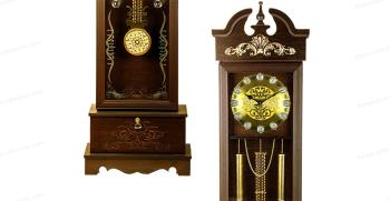 مدل ساعت ایستاده جدید 2020 [چوبی - لوکس] + قیمت