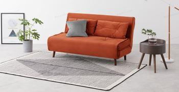 مدل مبل تختخواب شو دونفره [مبل تختخوابشو دو نفره 1400] + قیمت