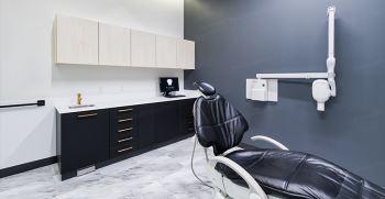 طراحی مطب دندانپزشکی مدرن و لوکس | طراحی مطب دندانپزشکی کودکان